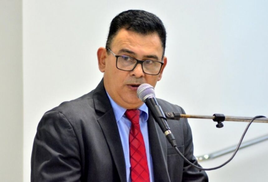 Vereador João Hermes Pieretti (DEM) reafirmou seu nome como pré-candidato a prefeito em Fátima do Sul