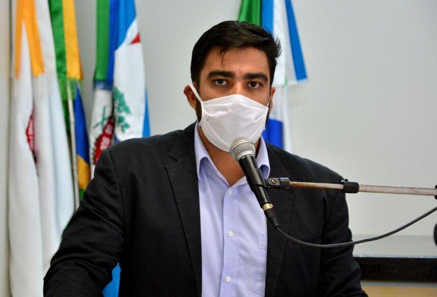 Diego Carcará pede que PROCON obrigue a volta o atendimento preferencial em Fátima do Sul