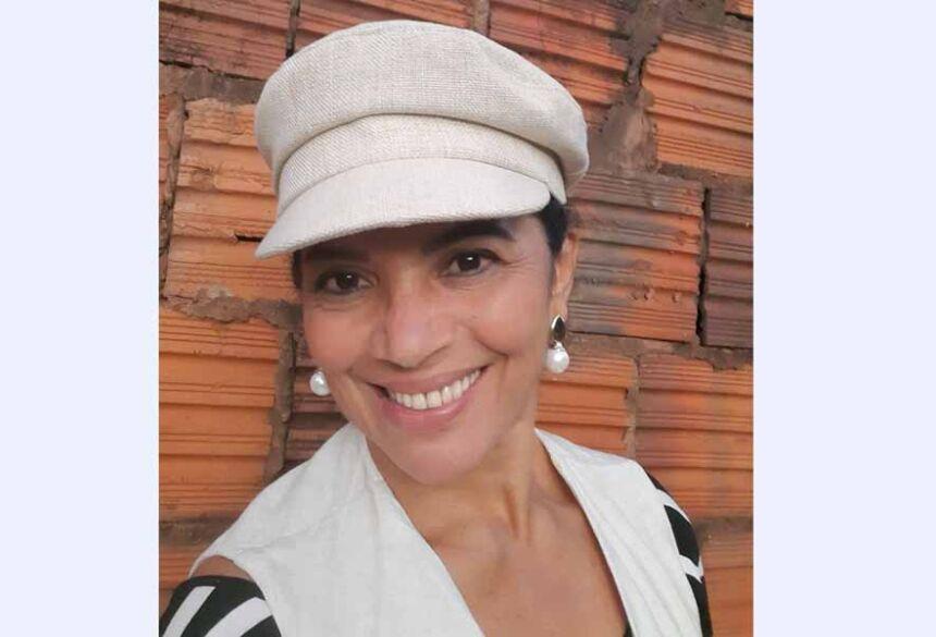 Professora pedagoga Lucélia Figueiredo de Culturama, Fátima do Sul-MS
