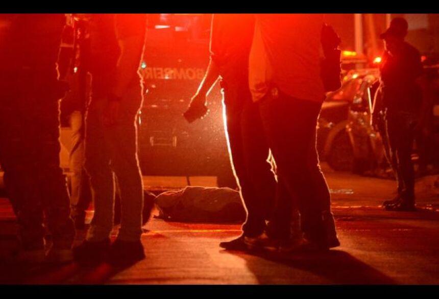 Policiais foram executados no Parque Itanhangá -