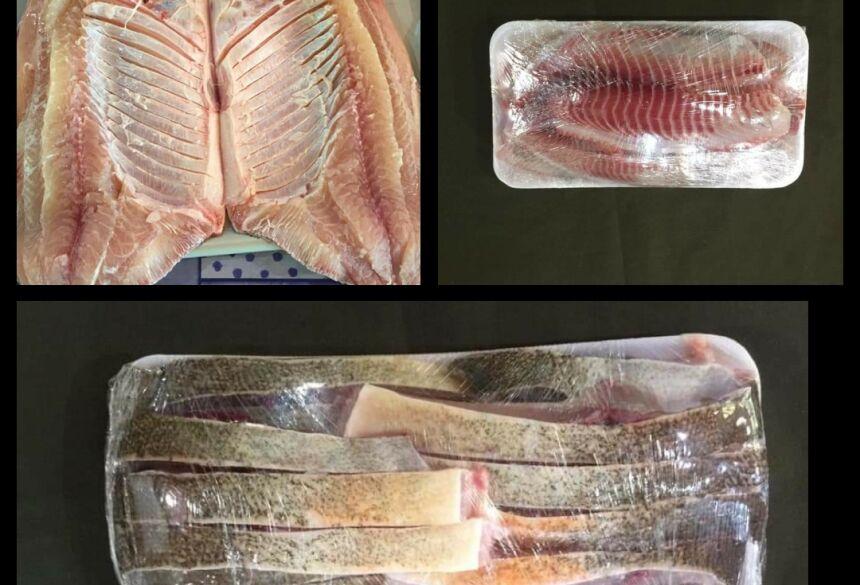 Pacu sem espinho e outras opção é no Delivery do Pesqueiro 7 Bello, entrega em Fátima e Vicentina