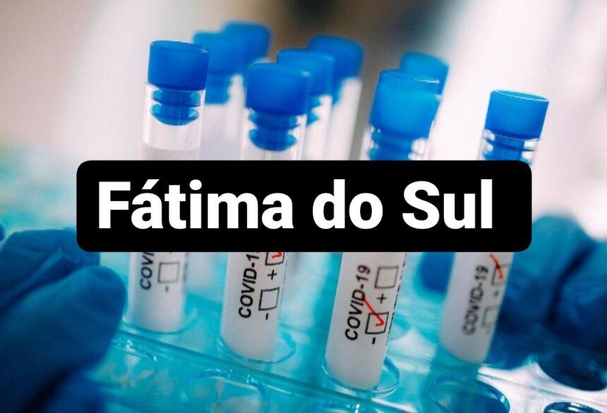 FÁTIMA DO SUL - BOLETIM COVID-19