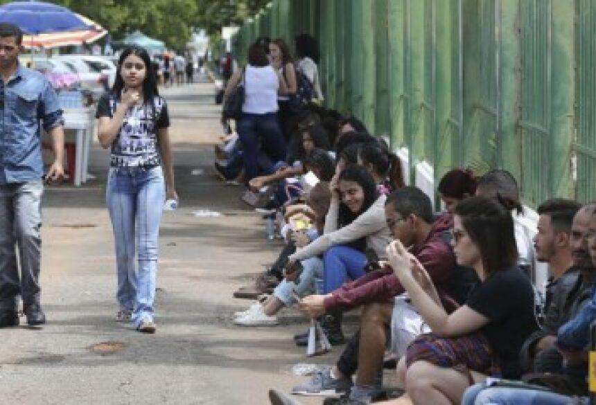 Os 33.688 jovens que responderam ao questionário são oriundos de todos os estados da Federação e do Distrito Federal.