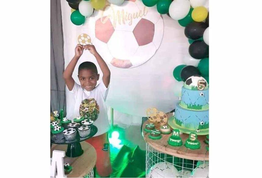 Miguel Otávio, de 5 anos, caiu de nono andar de prédio no Recife