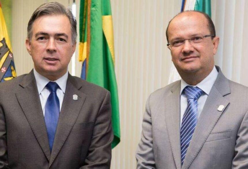 Videira, informou que serão investidos mais de 6 milhões de reais na construção do DOF