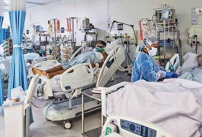 UTIs de todo o Brasil estão superlotadas de pacientes do Coronavirus