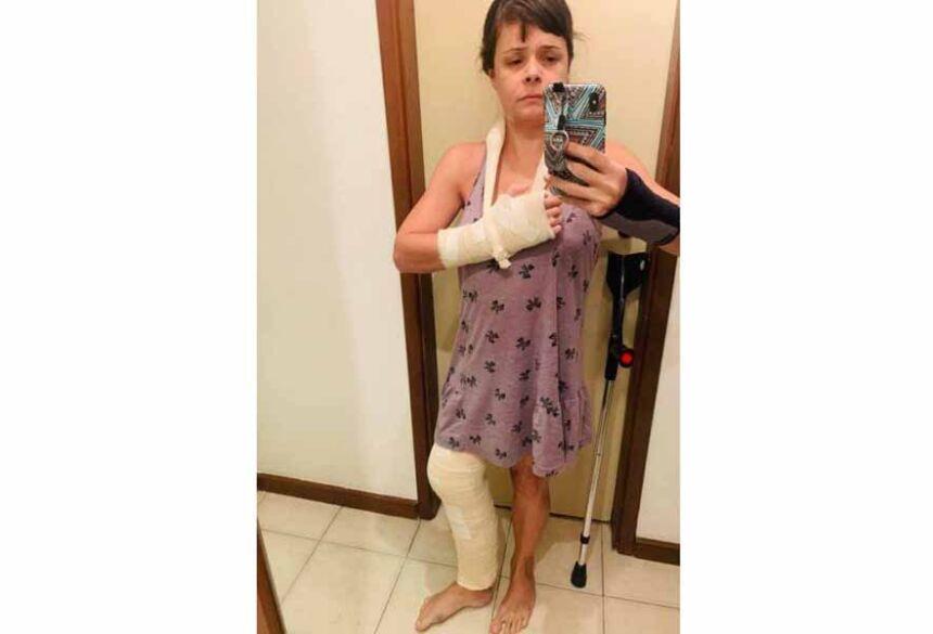 A médica foi agredida no Grajaú