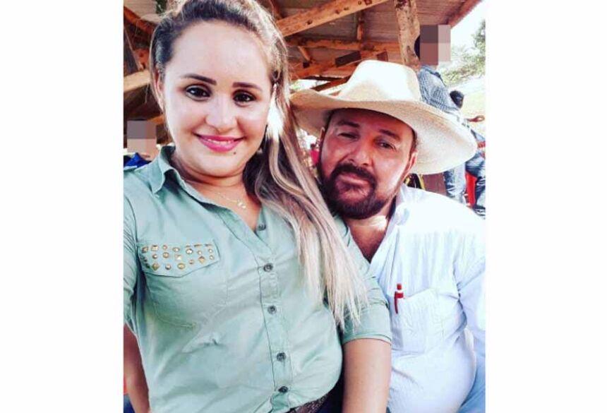 Micaelen e Renatão estavam casados há 5 anos e, segundo a irmã da vítima, relacionamento era agressivo