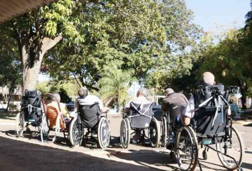 O idoso passou mal no domingo (12), quando foi levado para o CRS onde permaneceu em observação e faleceu depois.