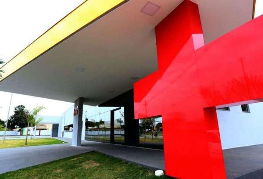 O governo do Estado entregou, nesta quinta-feira (30), a ampliação do Hospital Marechal Rondon, em Jardim.
