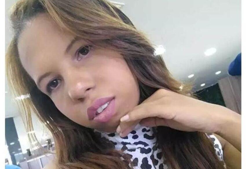 Carla Santana Magalhães esta desaparecida desde a noite de ontem