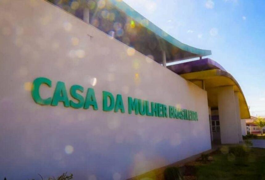 Casa da Mulher Brasileira, onde funciona a Deam.