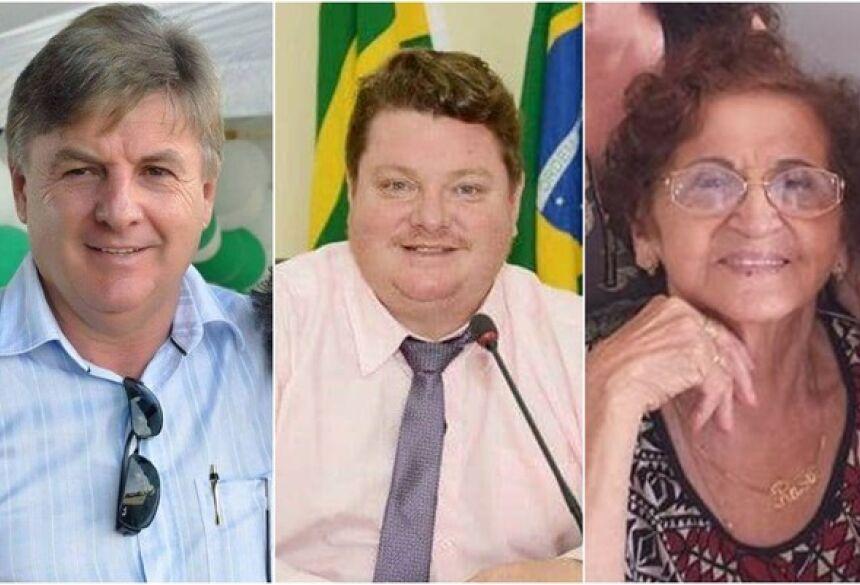 Ex-vice-prefeito, filho e sogra morrem por coronavírus no período de três dias, em Goiás —