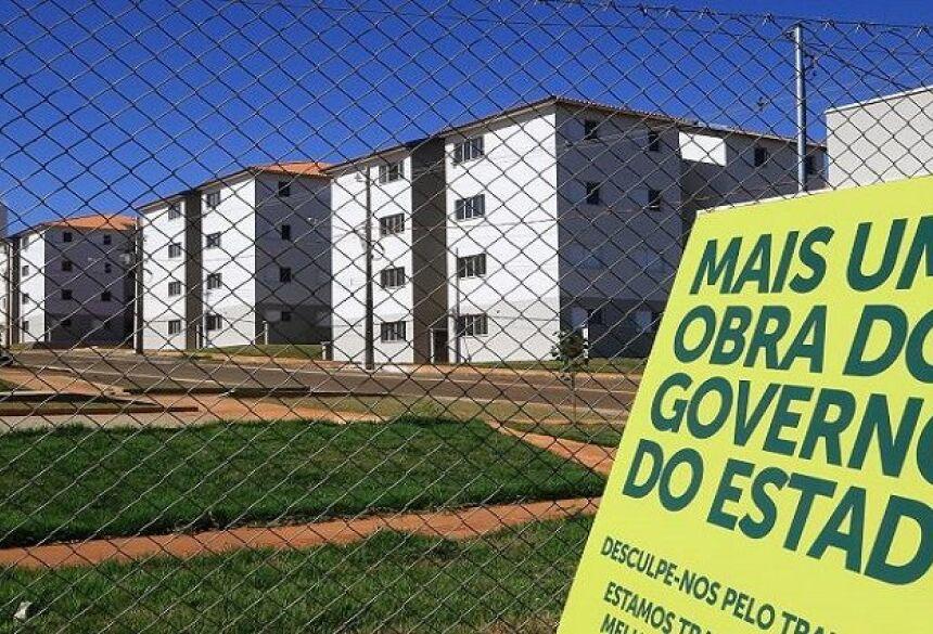 Para o governador Reinaldo Azambuja, a casa própria é o sonho de grande parte das famílias no país e, aqui em Campo Grande não é diferente.