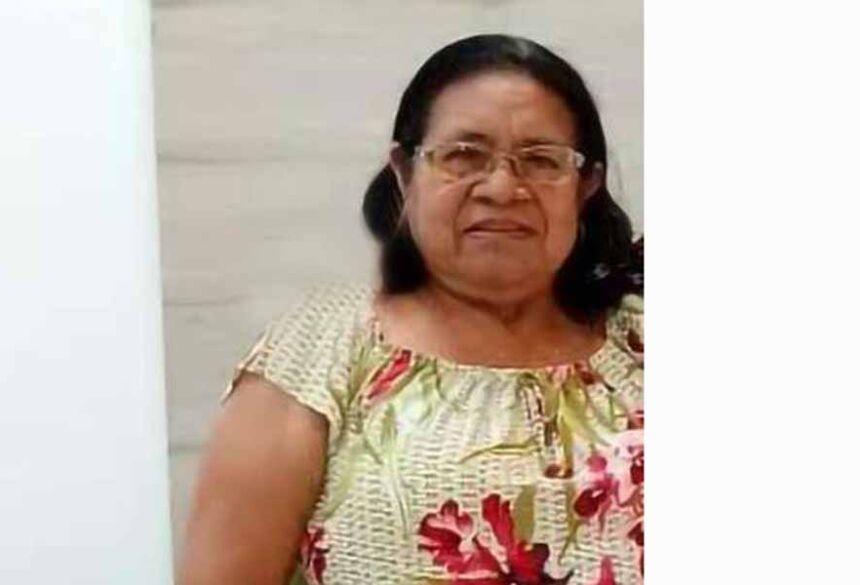 A idosa foi internada no dia 23 de julho, no Hospital do Câncer Alfredo Abrão, em Campo Grande.