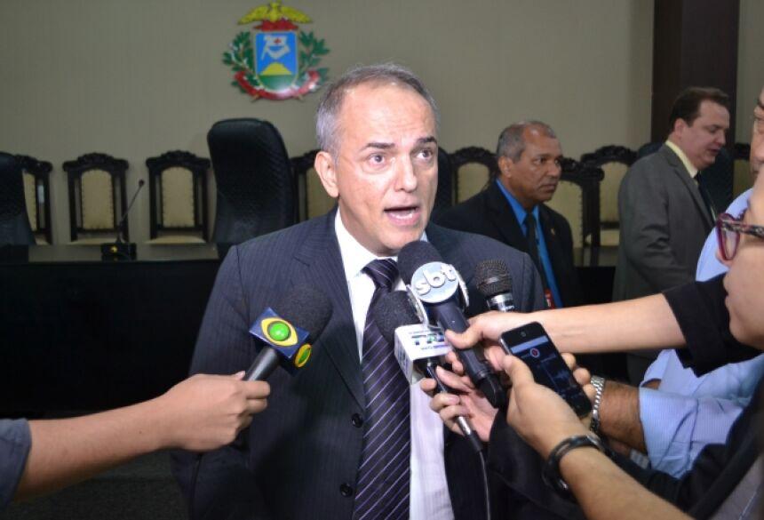 Prefeito de Rondonópolis José Carlos do Pátio