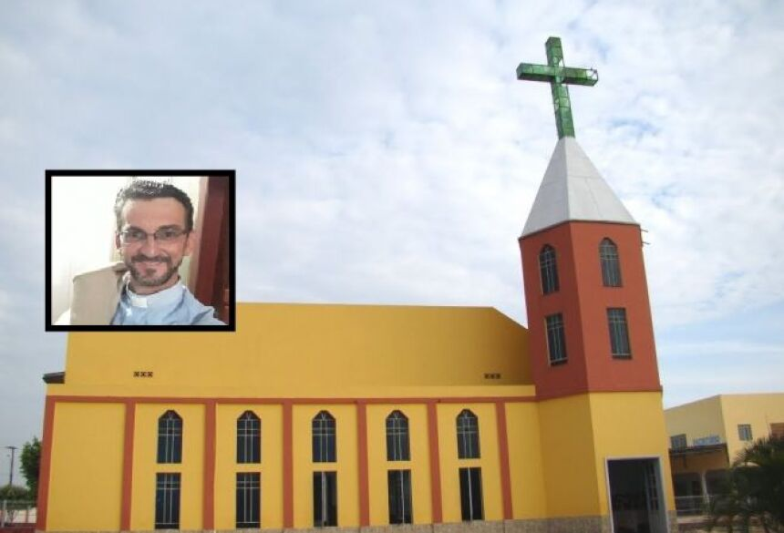 """O Padre Ramiro disse que a menina estuprada """"gostava de dar""""."""
