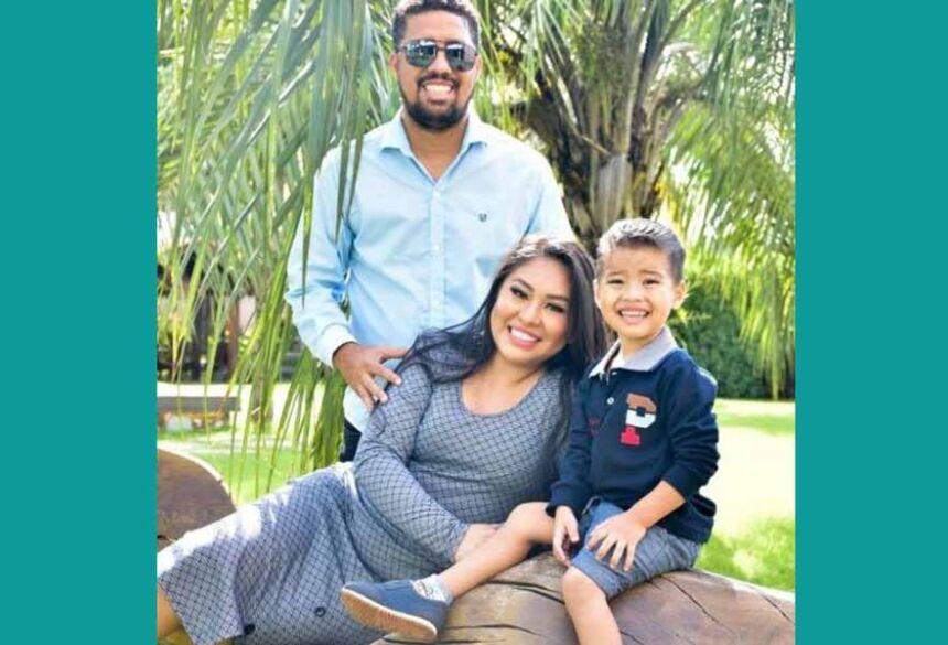 Três pessoas foram encaminhadas em estado grave para hospital, entre elas Adriana, esposa de Kerlly e mãe de Matheus