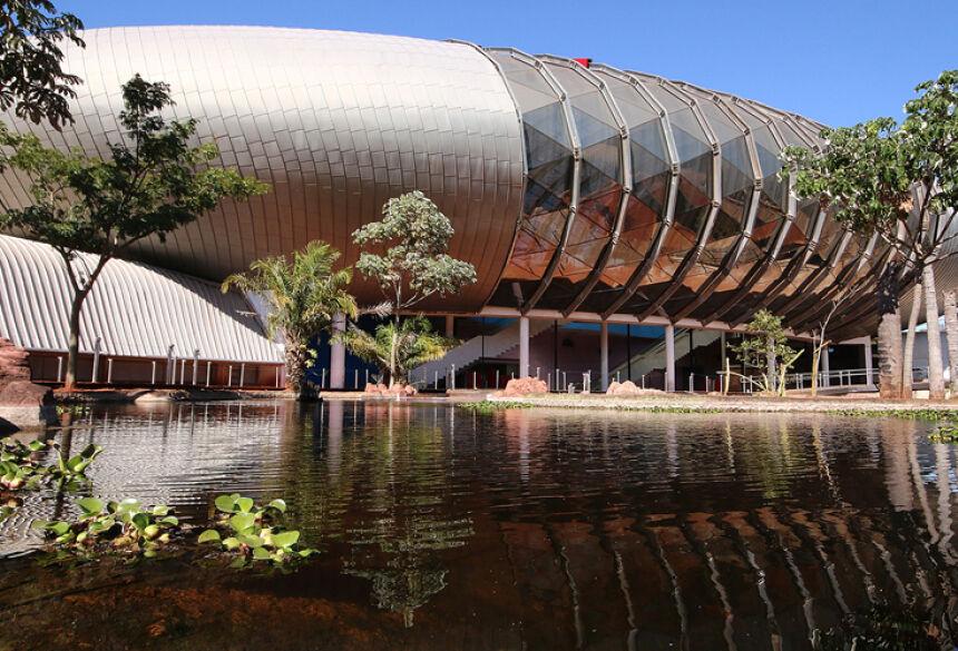 Aquário do Pantanal, no Parque das Nações Indígenas: conclusão com transparência e fiscalização do MP