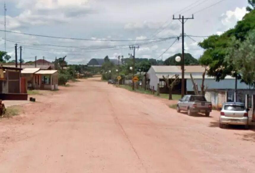 Trecho sem asfalto da rodovia MS-166, na Cabeceira do Apa (Foto: GSW - Assembleia)