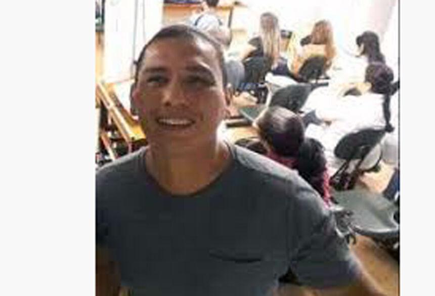 Gilson faleceu aos 40 depois de permanecer internado no Hospital Regional em Campo Grande (Foto: Reprodução) - CREDITO: CAMPO GRANDE NEWS