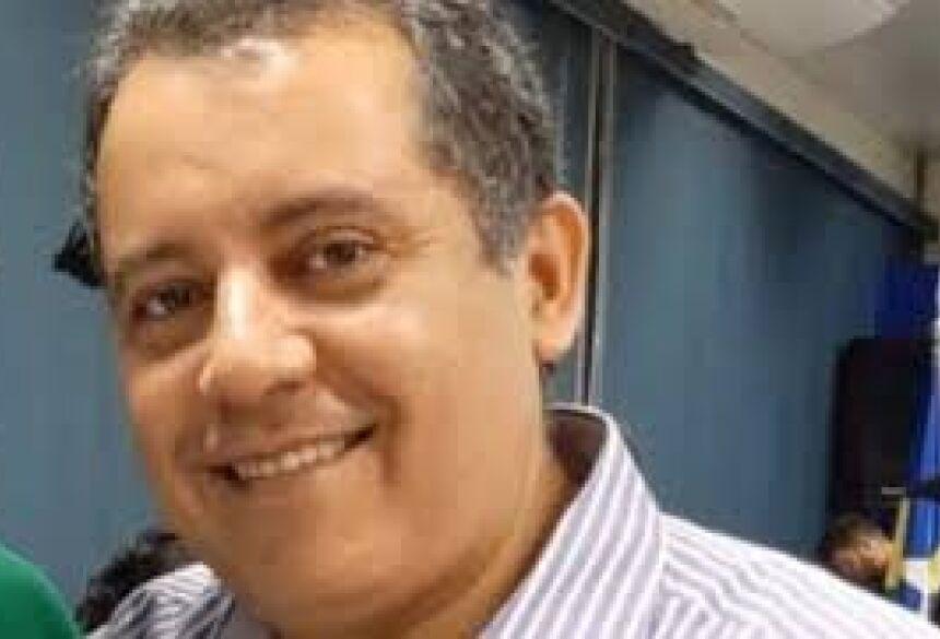 Médico Jeterson Amaral dos Santos