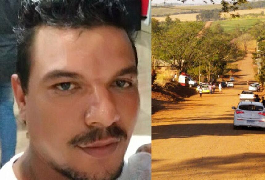 Luiz Carlos Lopes da Silva, 32 anos de idade