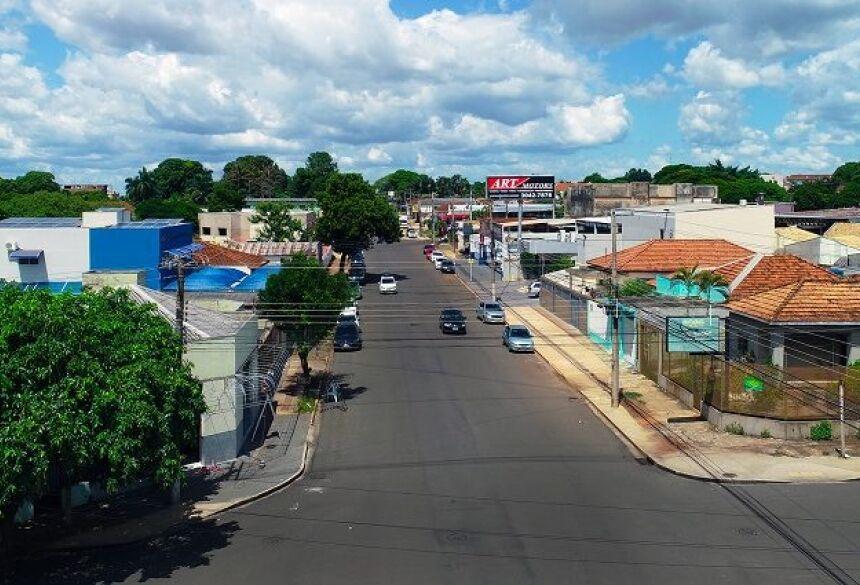 Investimentos do Governo do Estado nos bairros de Campo Grande