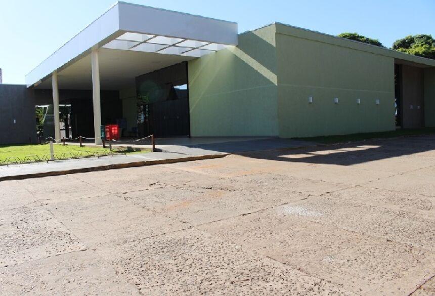 As obras foram concluídas com recursos do Governo do Estado, do Município de Amambai