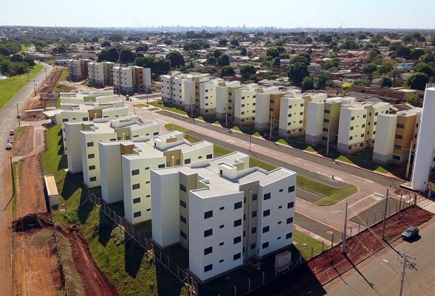 Desde o início da gestão a atual administração estadual já entregou 2.813 moradias na Capital