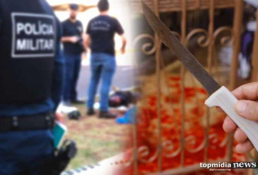 a vítima era morador de rua e antes do assassinato, testemunhas disseram que ouviram homens discutindo na rua