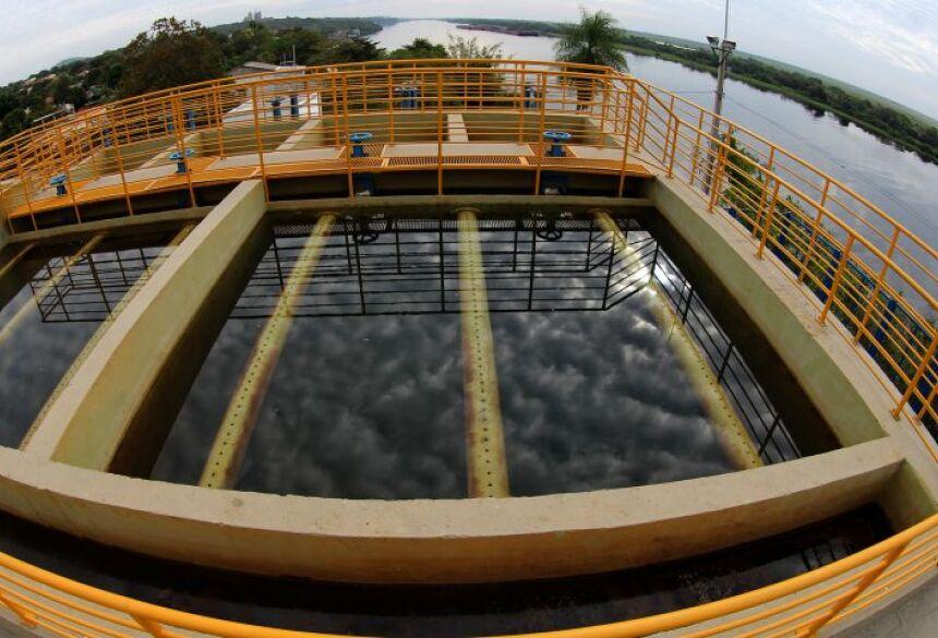 Mato Grosso do Sul sai na frente com o projeto da PPP do esgotamento sanitário