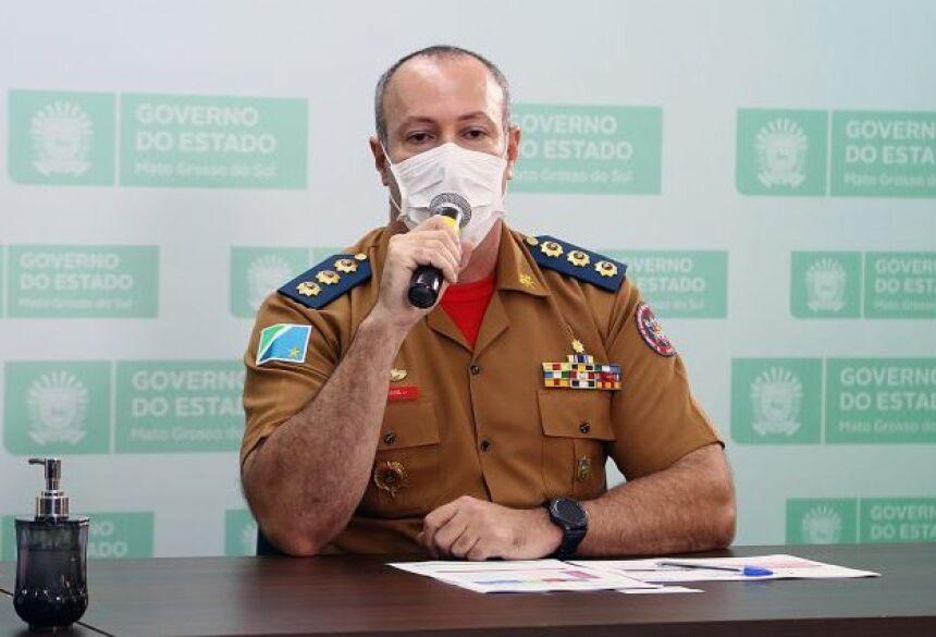 É o 0800 647 0911, que atenderá as quatro macrorregião do Estado: Campo Grande, Dourados, Três Lagoas e Corumbá.