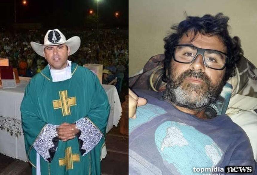 """O padre Benedito Francisco de Oliveira foi """"do céu ao inferno"""", em pouco menos de três anos."""