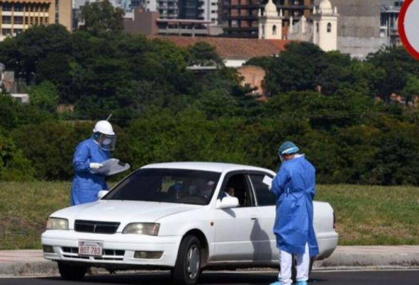 Logo no início da pandemia, governo restringiu circulação de pessoas e barrou entradas por países vizinhos.