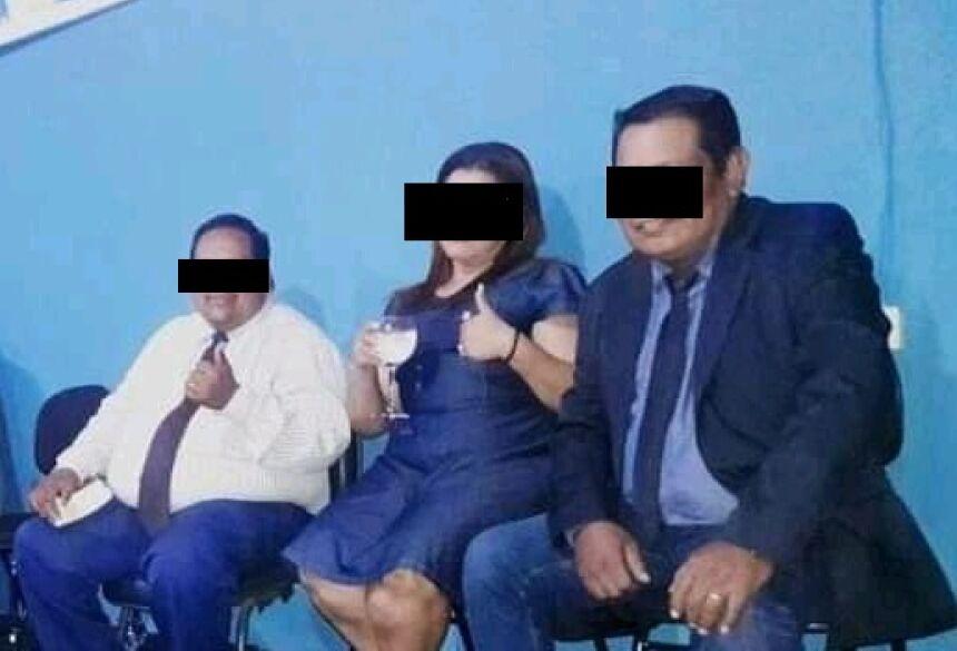 dois pastores, líderes de uma igreja evangélica, no Jardim Campo Alto, em Campo Grande, podem ser grandes disseminadores da covid-19.