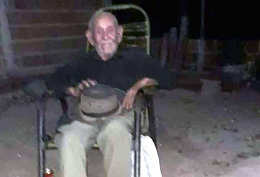 João Nicolau Patinho, 94 anos