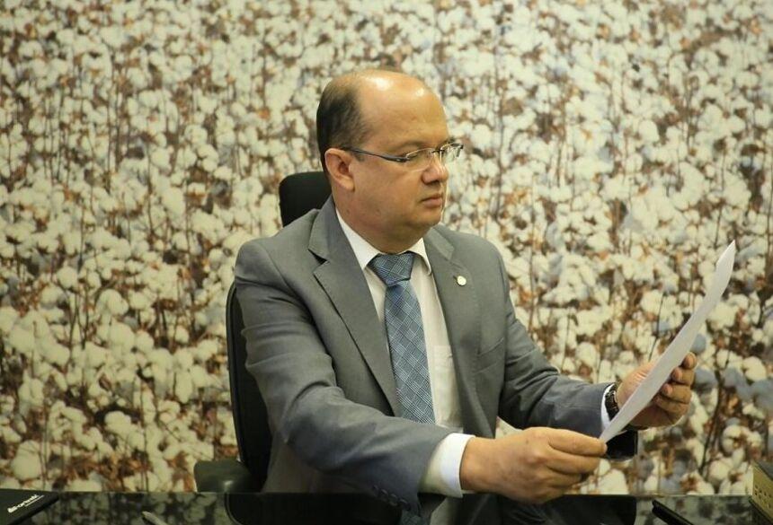 deputado Barbosinha (DEM-MS)