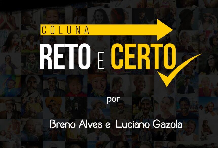 COLUNA RETO E CERTO