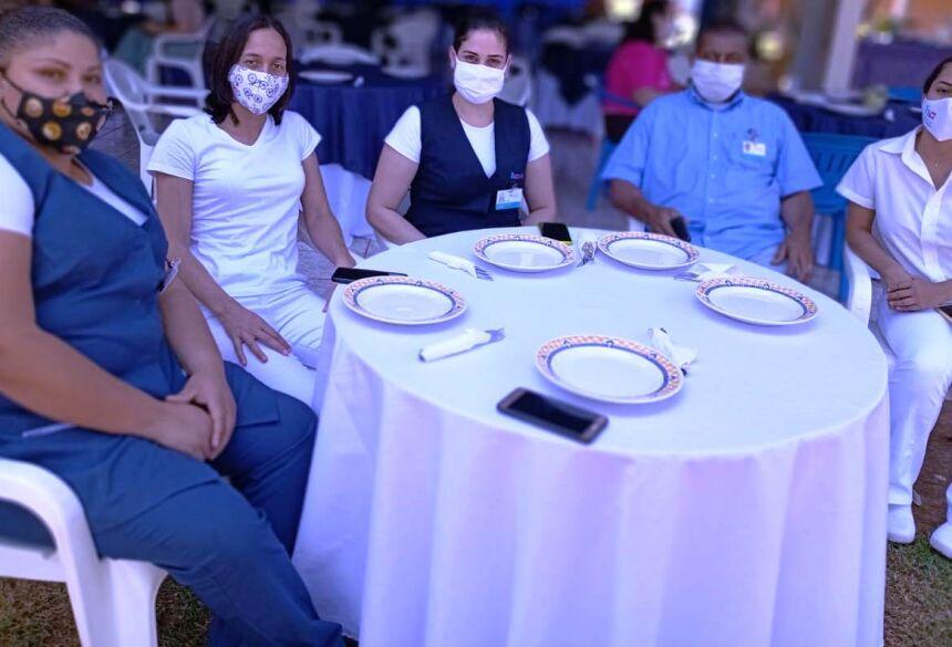 Equipe do Hospital de Amor de Barretos destaca atenção e suporte para atendimentos em Jateí