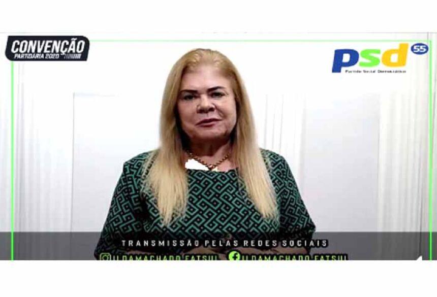 Prefeita Ilda vai a reeleição pelo PSD em Fátima do Sul