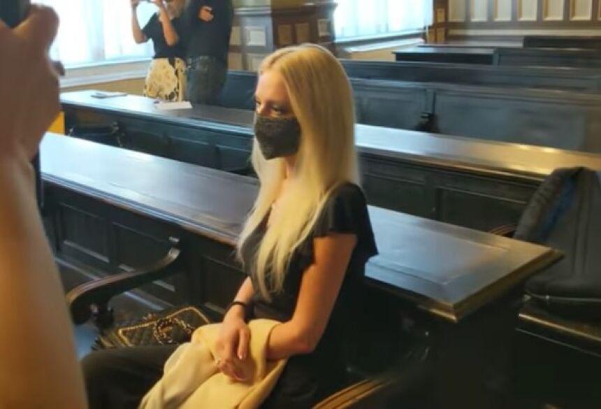 Julija negou as acusações às autoridades