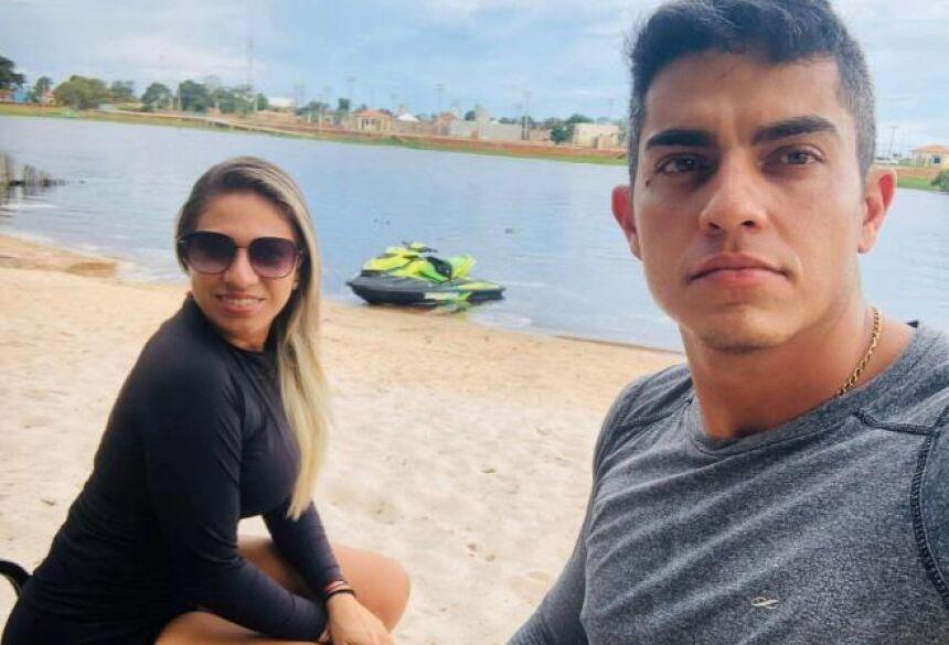 Cissa Amaral morreu no local e Sebastião Faria foi socorrido