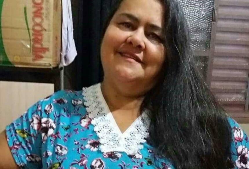 A vítima é uma mulher de 56 anos, identificada como Quitéria Pereira Lopes Montagneri.