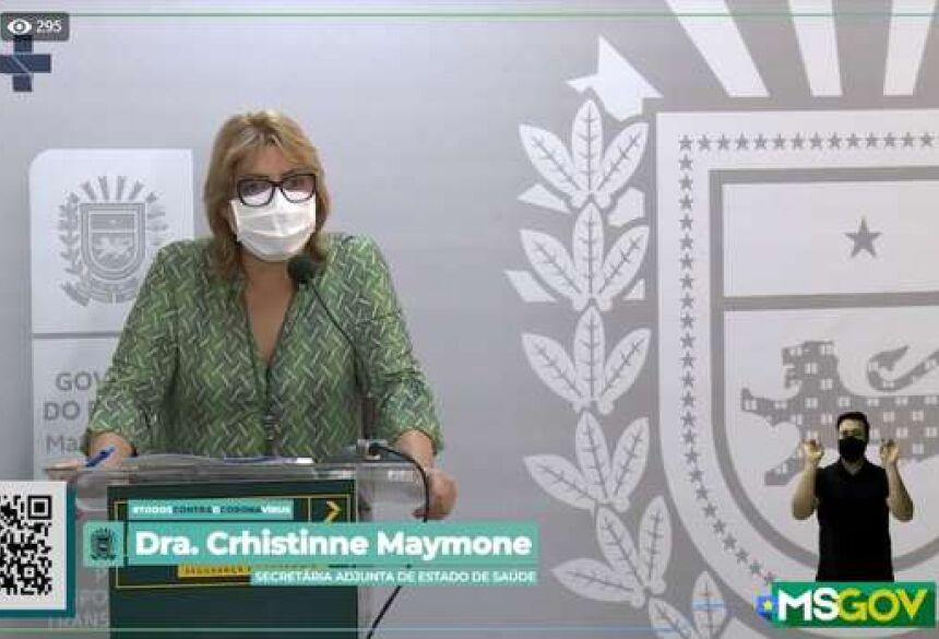 Mato Grosso do Sul chegou a 1.303 óbitos e 69.706 casos confirmados do novo coronavírus.