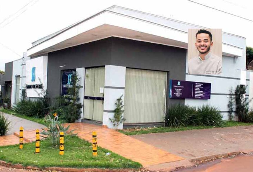 A Clinica Harmo Orofacial está localizada na R.Pres. Dutra, 949
