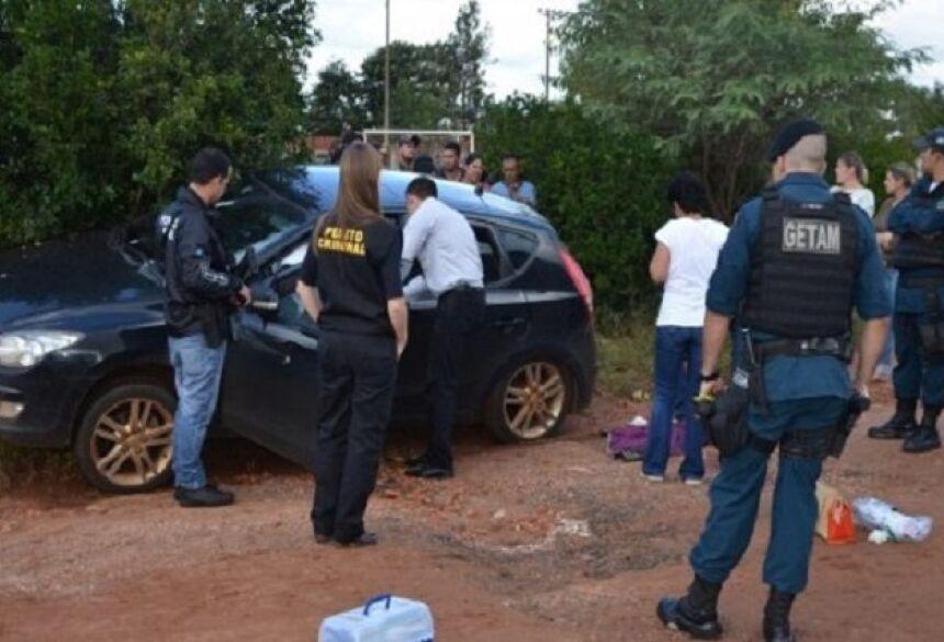 O Atlas da Violência aponta que em 2018 houve queda nos crimes letais em 24 dos 27 estados brasileiros.