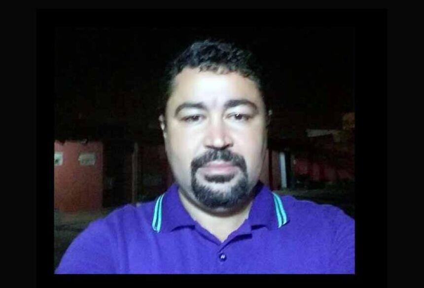 Ronaldo Nepomuceno Neves, 48 anos, encontrado morto na cachoeira do Céuzinho, no dia 12 de setembro