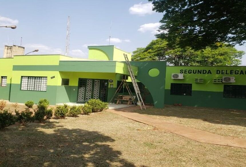 O investimento em melhorias e adequações do prédio da unidade está sendo feito pelo Governo do Estado