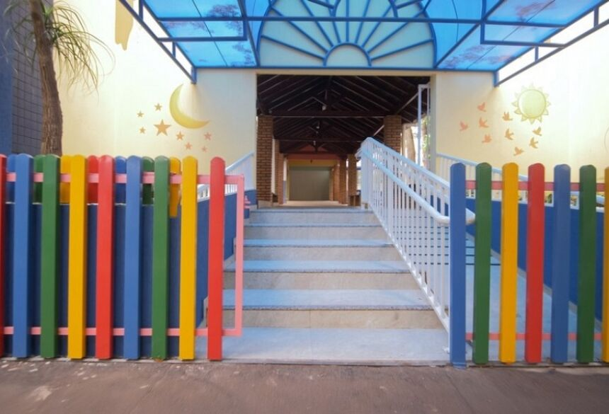 Escola Imaculada está na lista das unidades que poderão abrir Foto: EIC